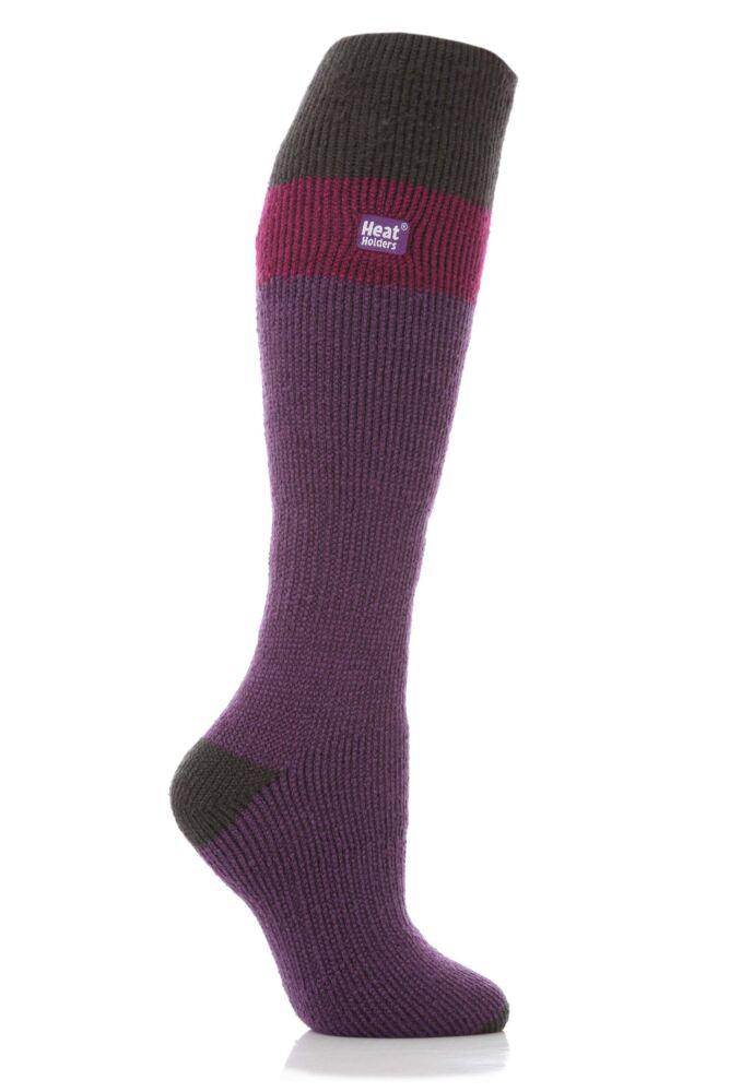 Ladies 1 Pair SockShop Ski Heat Holders Thermal Socks
