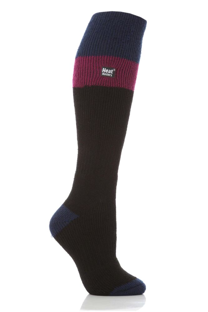 Ladies 1 Pair SockShop Ski Heat Holders Thermal Socks