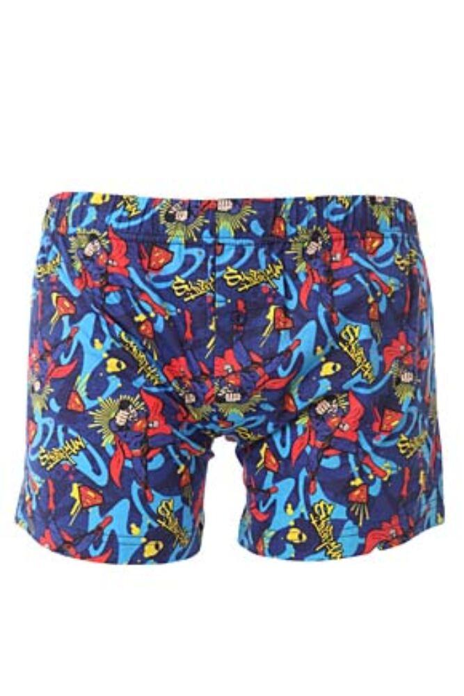 Mens 1 Pair TM Superman Boxer Shorts