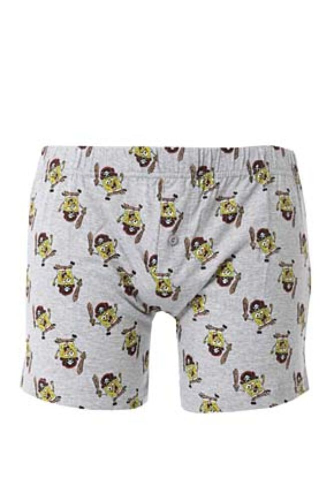 Mens 1 Pair TM Spongebob Boxer Shorts