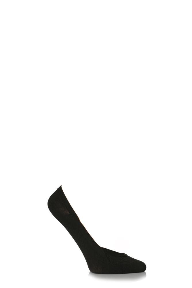 Ladies 1 Pair Falke Elegance Step Invisible Shoe Liner With Anti-Slip