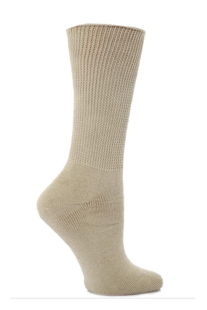 Ladies 1 Pair HJ Hall Diabetic Socks