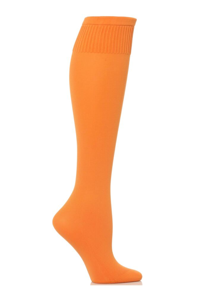 Ladies 1 Pair Trasparenze Cinzia Microfibre Knee Highs