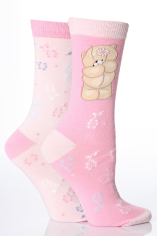 FOREVERFRIENDS BEST MUM PATTERNED SOCKS