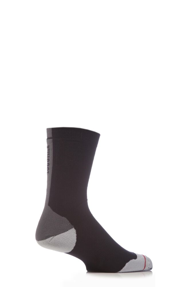 Mens 1 Pair 1000 Mile Tactel Fusion Blister Free Socks