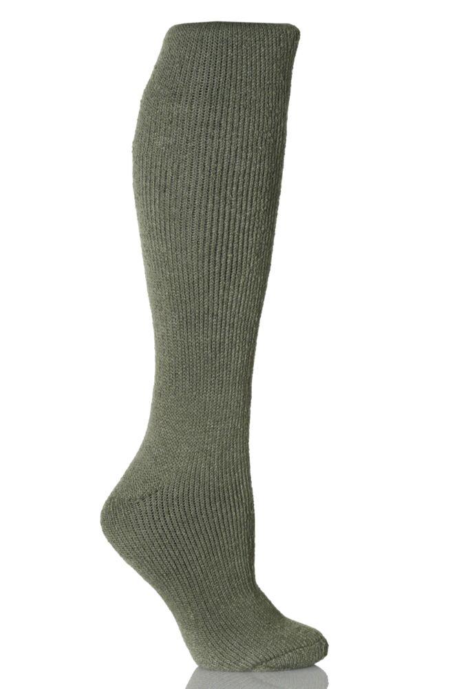 Ladies 1 Pair SockShop Long Heat Holders Thermal Socks In 13 Colours