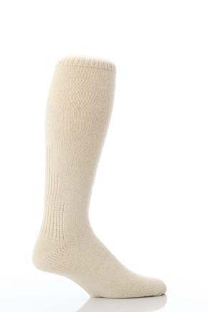 Mens 1 Pair Workforce Wool Rich Protective Angling Socks