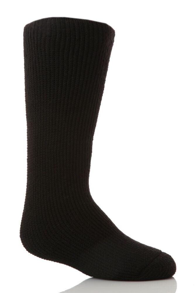 Kids 1 Pair SockShop Long Heat Holders Thermal Socks