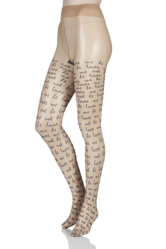 Ladies 1 Pair Jonathan Aston He Loves Me Sheer Tights 25% OFF
