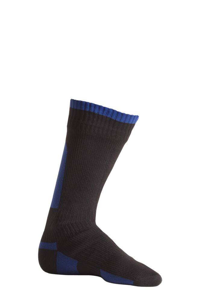 Mens and Ladies 1 Pair Sealskinz New and Improved Thick Mid Length 100% Waterproof Socks