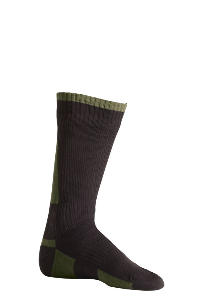 Mens and Ladies 1 Pair Sealskinz New and Improved Trekking 100% Waterproof Socks