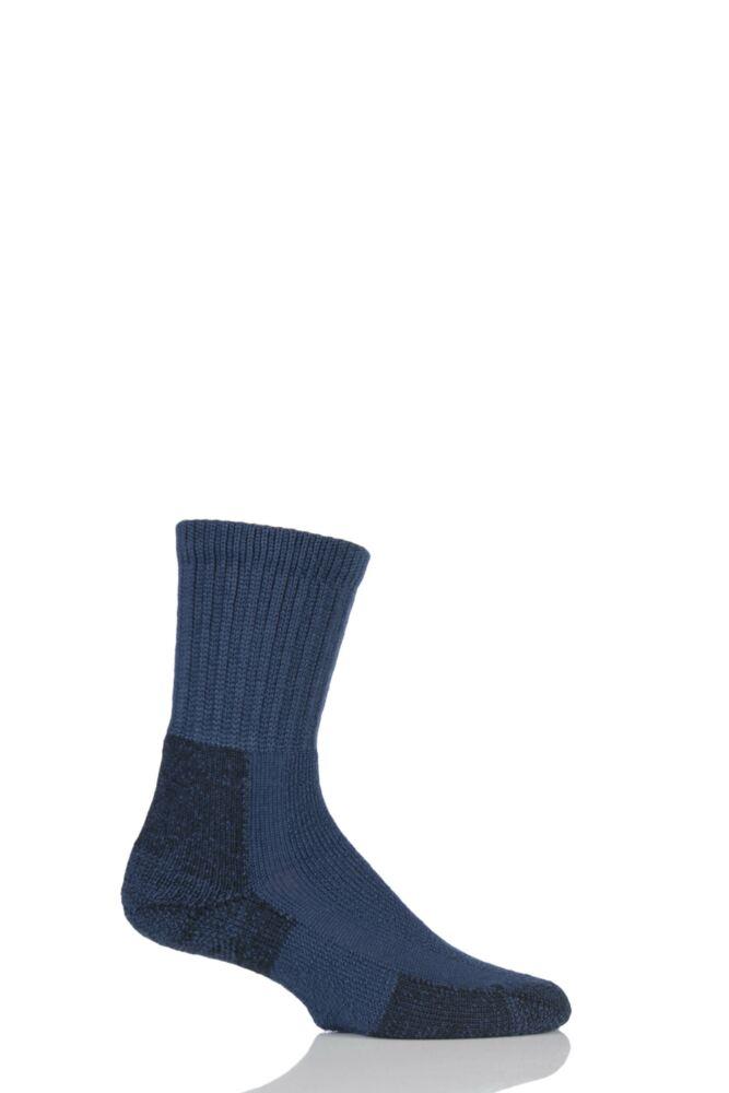 Mens 1 Pair Thorlos Hiking Thick Cushion Socks With Thorlon