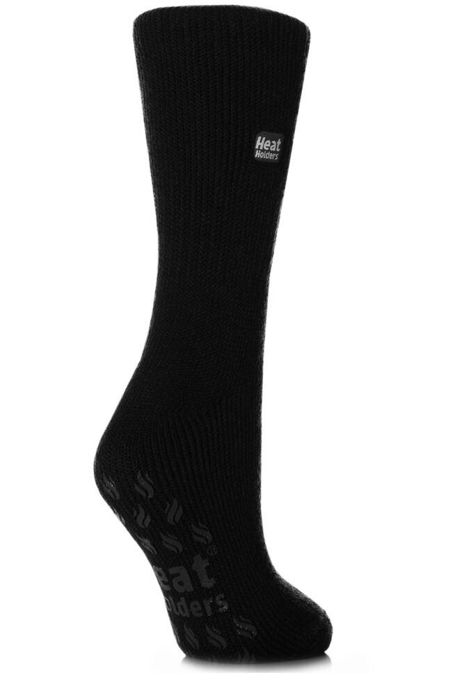 Ladies 1 Pair SockShop Slipper Heat Holders Thermal Socks