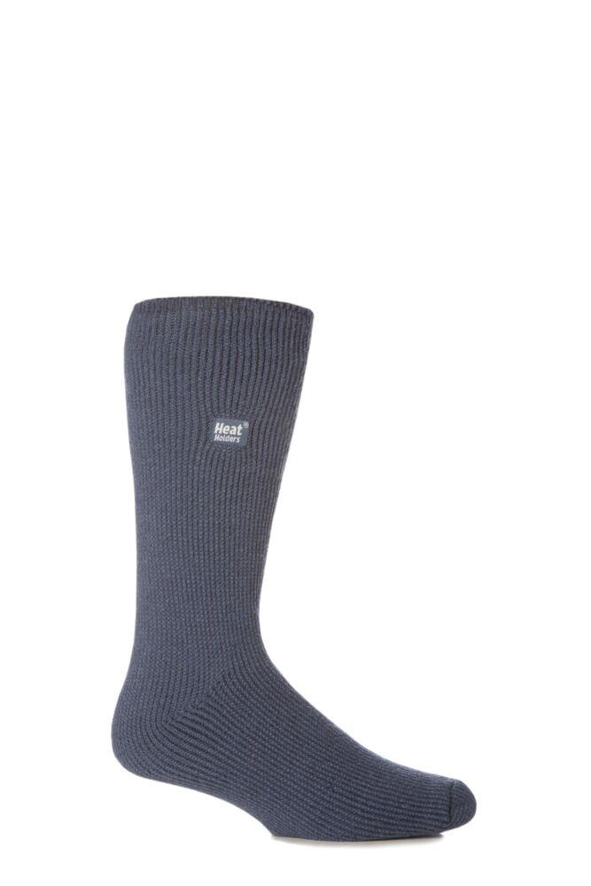 Mens 1 Pair SockShop Original Heat Holders Thermal Socks Size 12 to 14