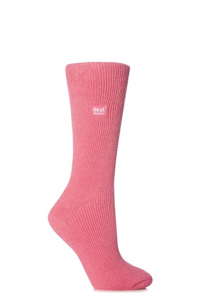 Ladies 1 Pair SockShop Original Heat Holders Thermal Socks