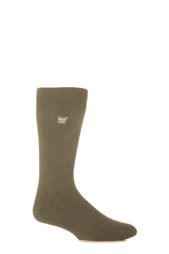 Mens 1 Pair SockShop Original Heat Holders Thermal Socks
