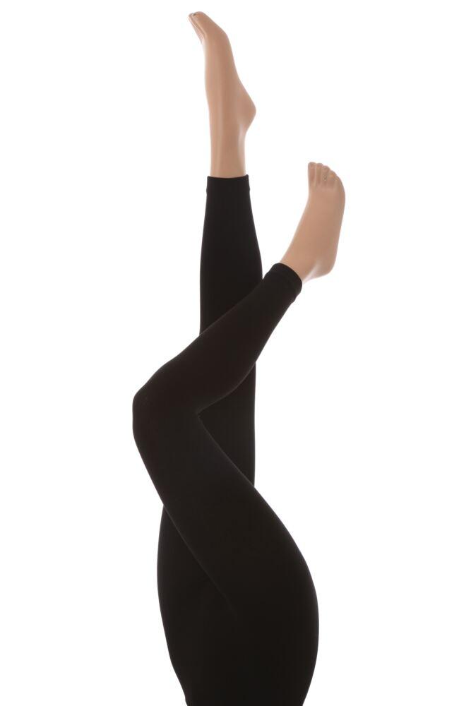 Ladies 1 Pair SockShop Heat Holders Thermal Leggings