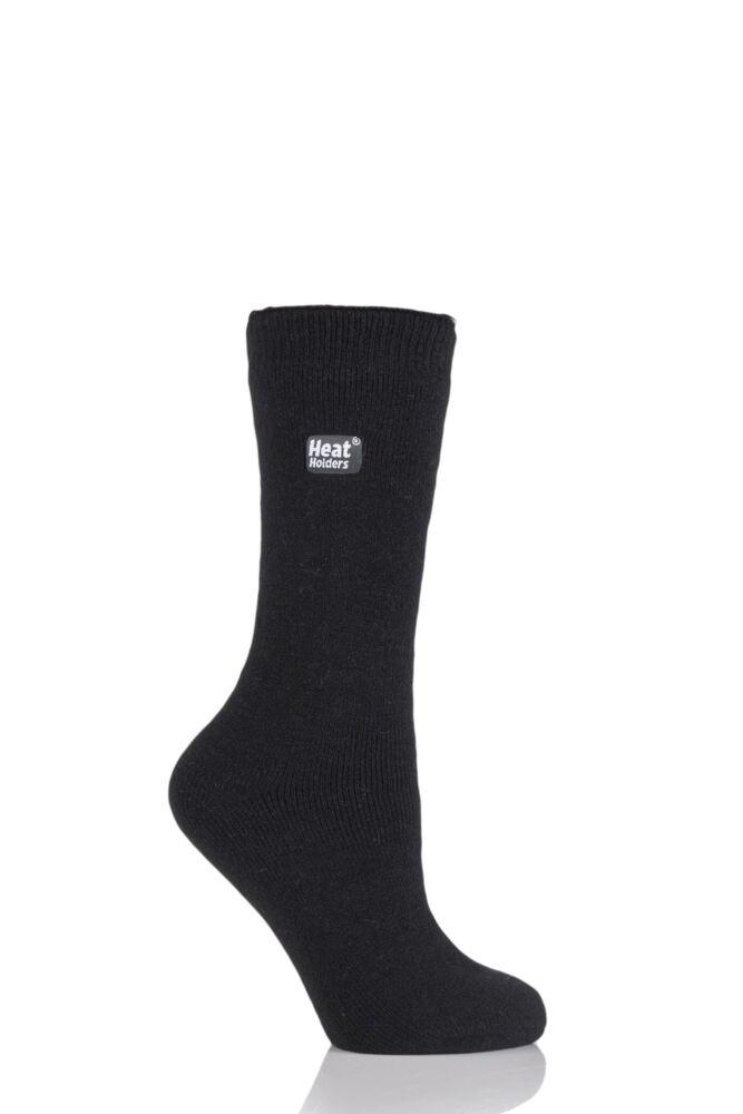 Ladies 1 Pair Heat Holders 1.6 TOG Lite Socks