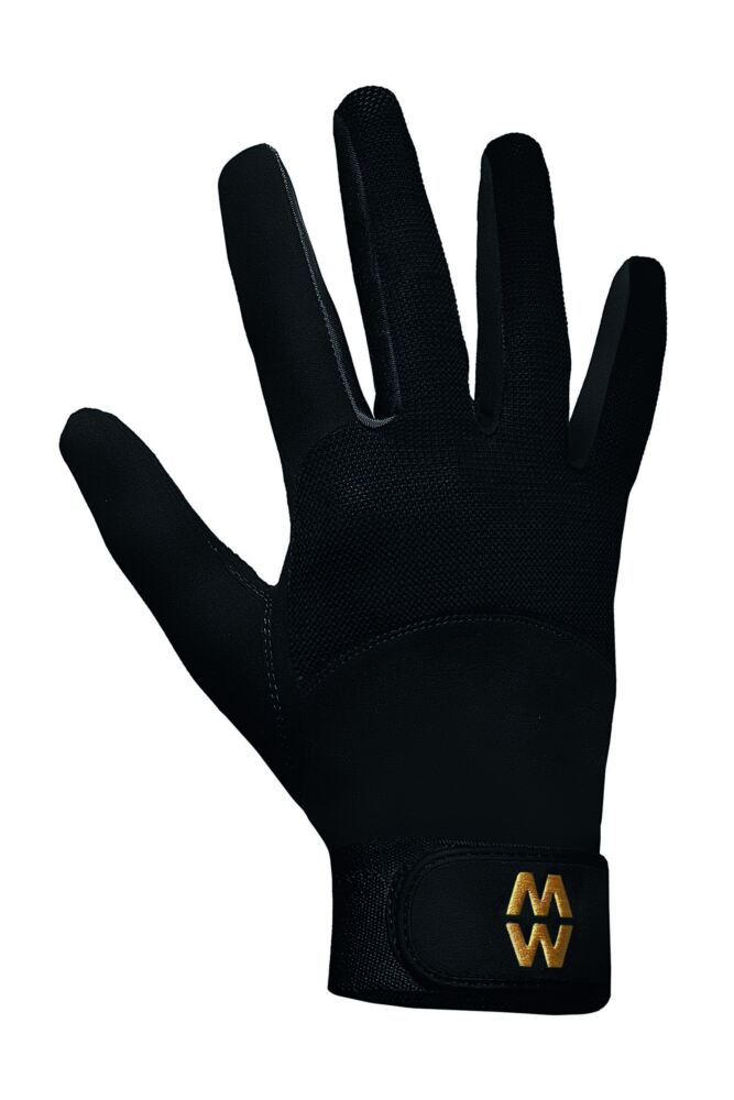 Mens and Ladies 1 Pair MacWet Long Mesh Sports Gloves