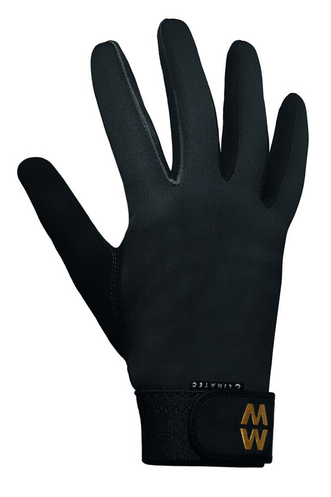 Mens and Ladies 1 Pair MacWet Long Climatec Sports Gloves
