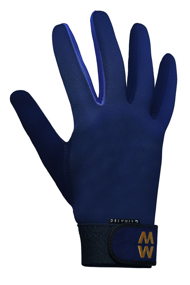 Mens and Ladies 1 Pair MacWet Long Climatec Sports Gloves In 4 Colours