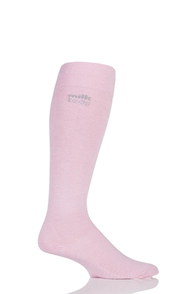 Mens and Ladies 1 Pair MilkTEDS Everyday Compression Socks