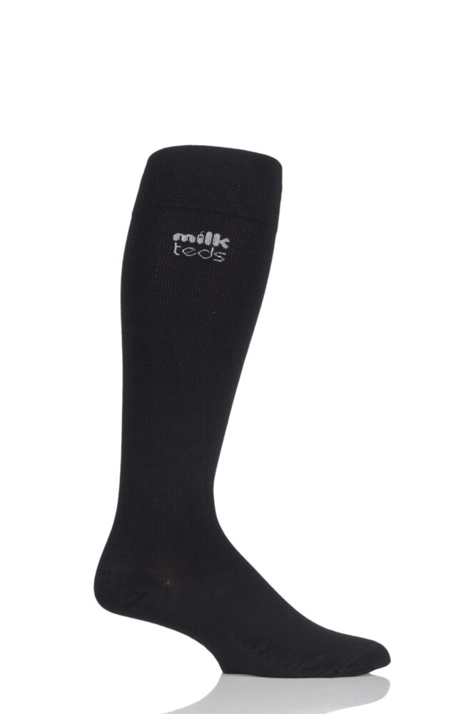 Mens and Ladies 1 Pair MilkTEDS Recovery Compression Socks