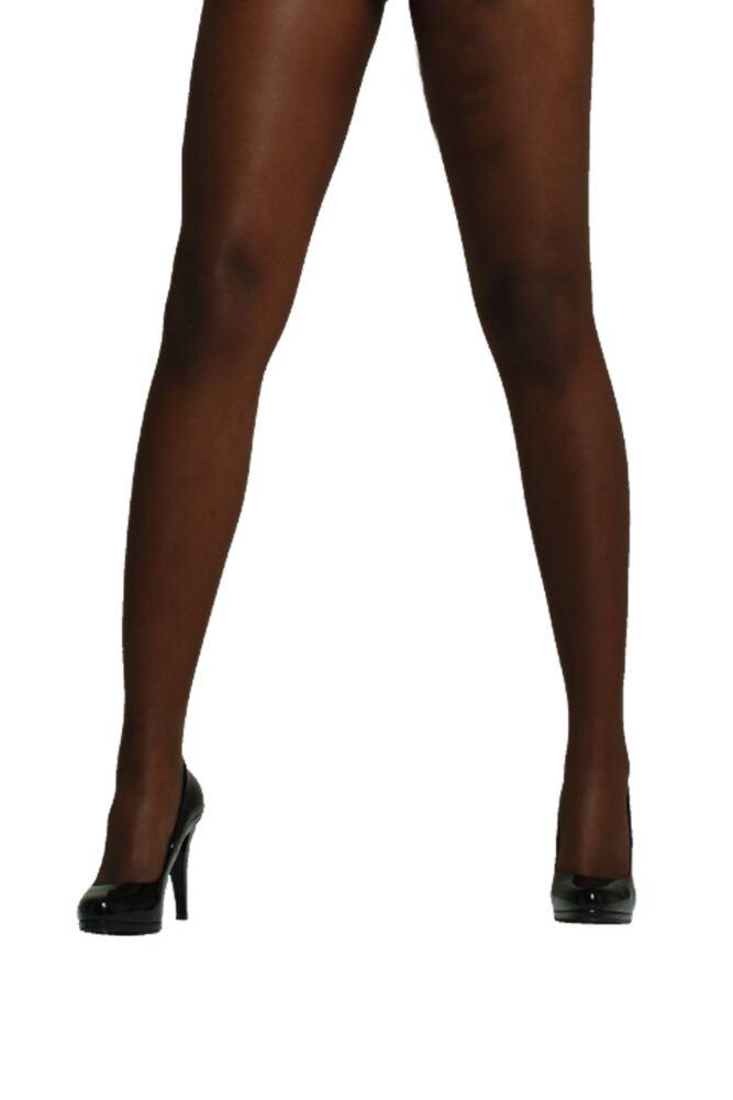 Ladies 1 Pair Pendeza 15 Denier Tone 40 Sheer Tights For Darker Skin Tones