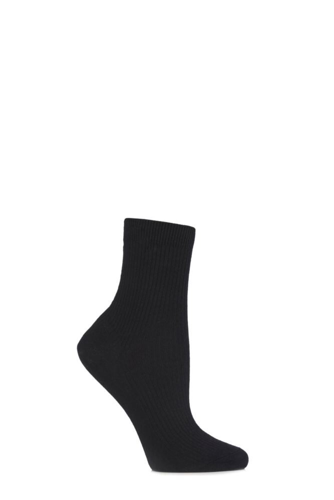 Ladies and Mens 1 Pair Beautyfeet by SockShop Nourishing Heel Pad Socks