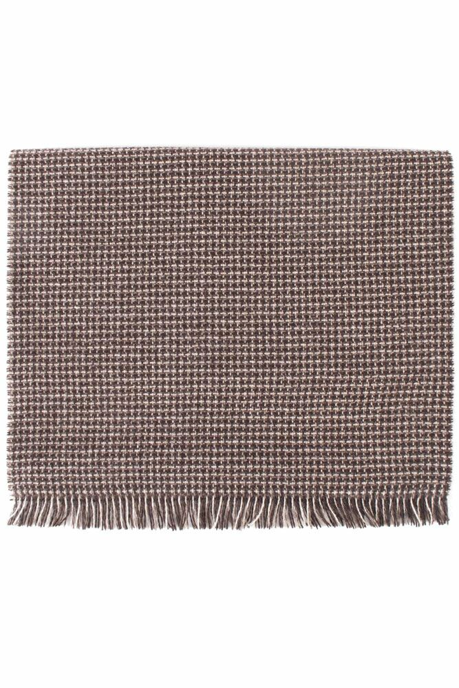 Mens and Ladies SockShop of London Made In Scotland Tweed 100% Cashmere Scarf