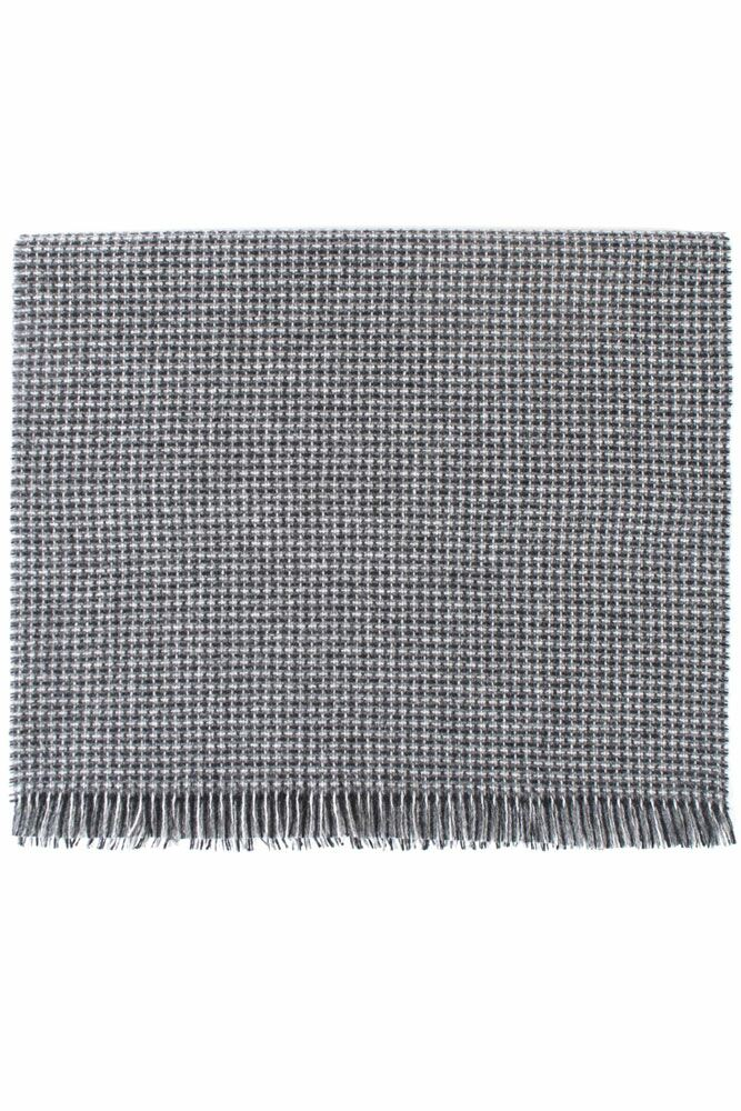 Mens and Ladies Great & British Knitwear Made In Scotland Tweed 100% Cashmere Scarf