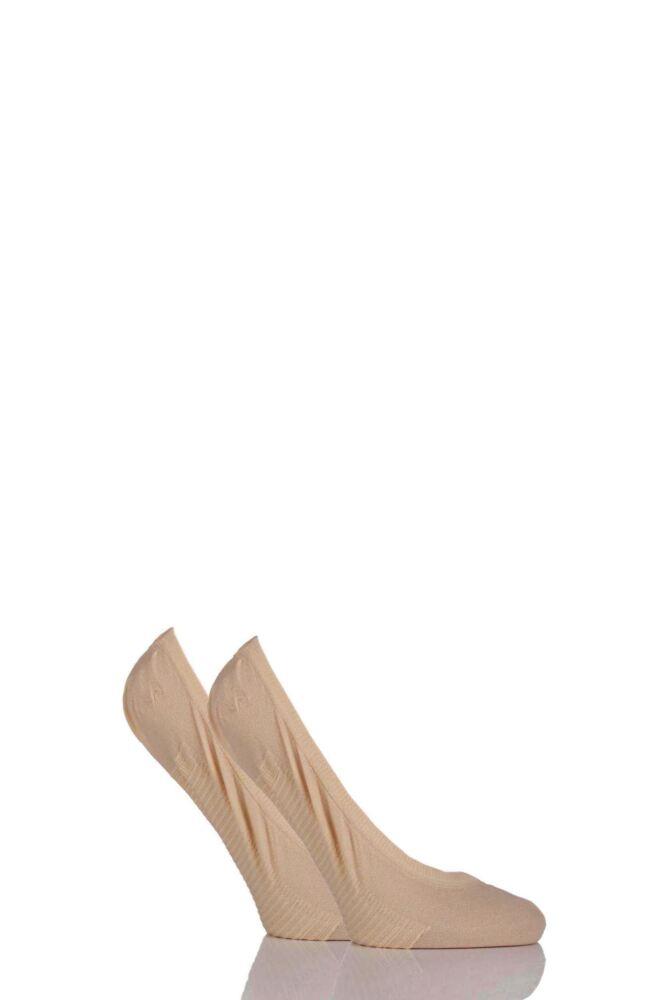 Ladies 2 Pair Elle Comfort Sole Shoe Liners