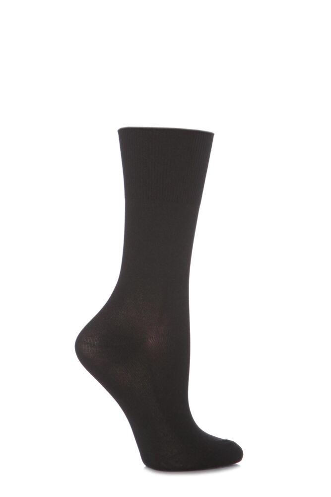 Ladies 1 Pair Silky Ballet Socks