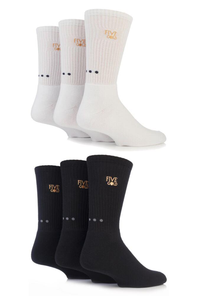SockShop Mens Spring Clean Offer - 12 Pair 5G Sports Socks