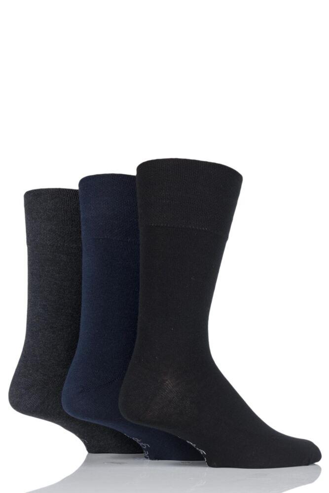 Plain - Black / Navy / Grey