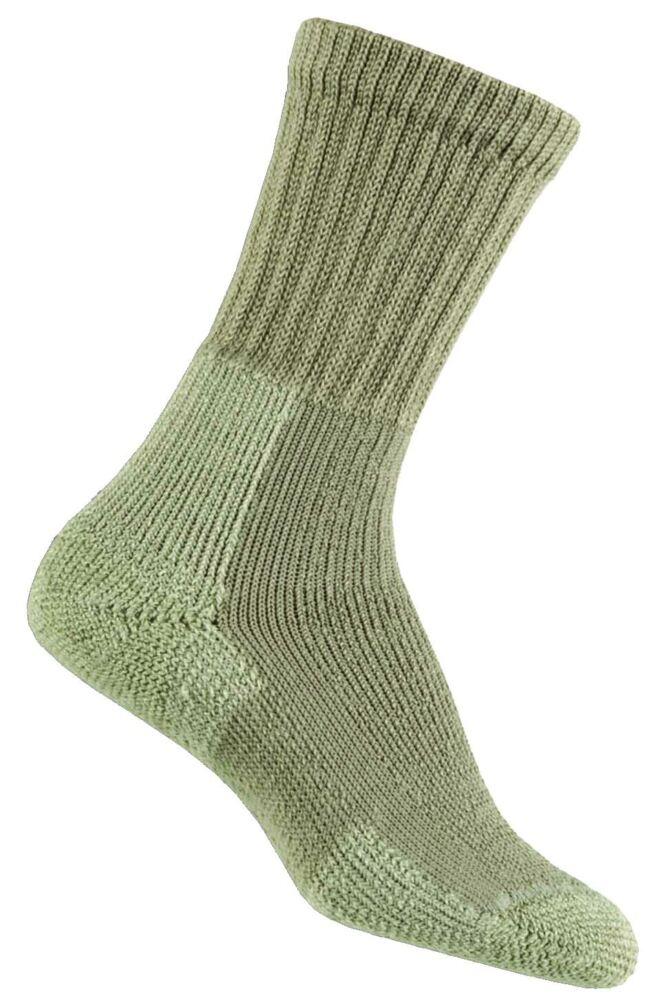 Ladies 1 Pair Thorlos Hiking Thick Cushion Socks With Thorlon In 2 Colours