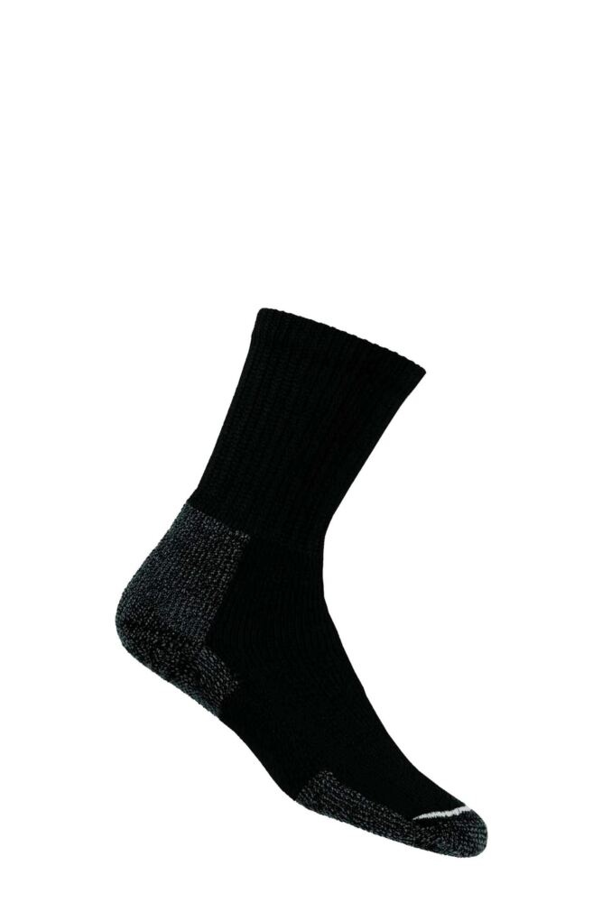 Mens 1 Pair Thorlos Hiking Thick Cushion Socks With Thorlon