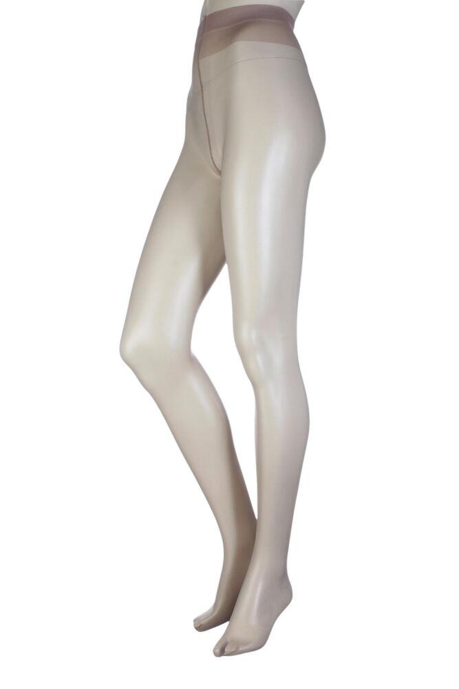 Ladies 1 Pair Oroblu Magie 20 Denier Silky Sheer Nude Tights