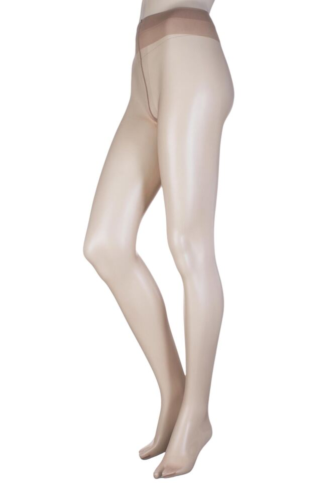 Ladies 1 Pair Oroblu Geo 8 8 Denier Sheer Tights