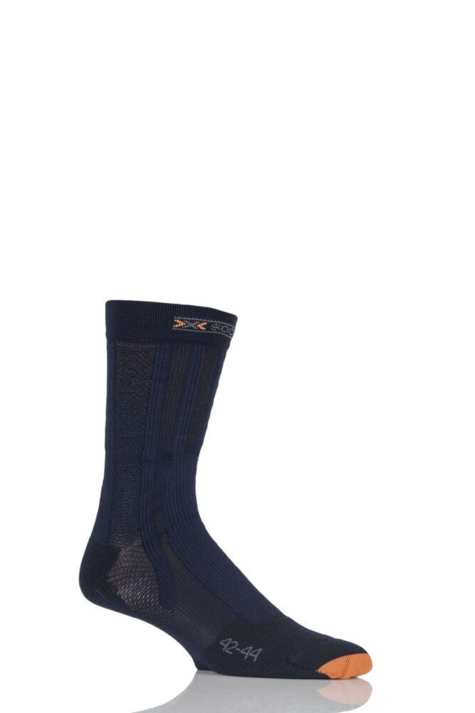 Mens 1 Pair X-Socks Extreme Lightweight Trekking Socks
