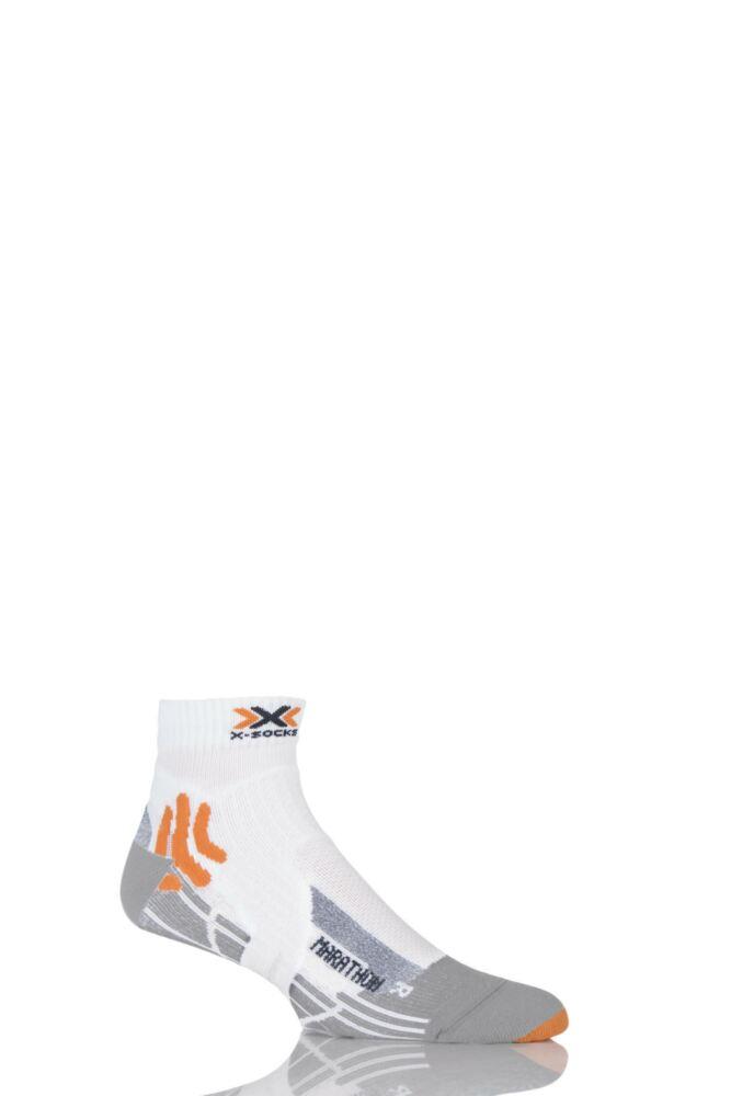Mens 1 Pair X-Socks Marathon Socks