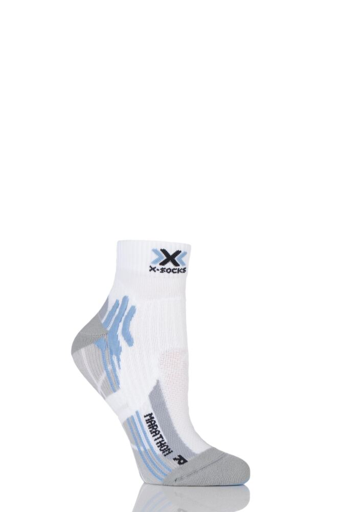 Ladies 1 Pair X-Socks Marathon Socks