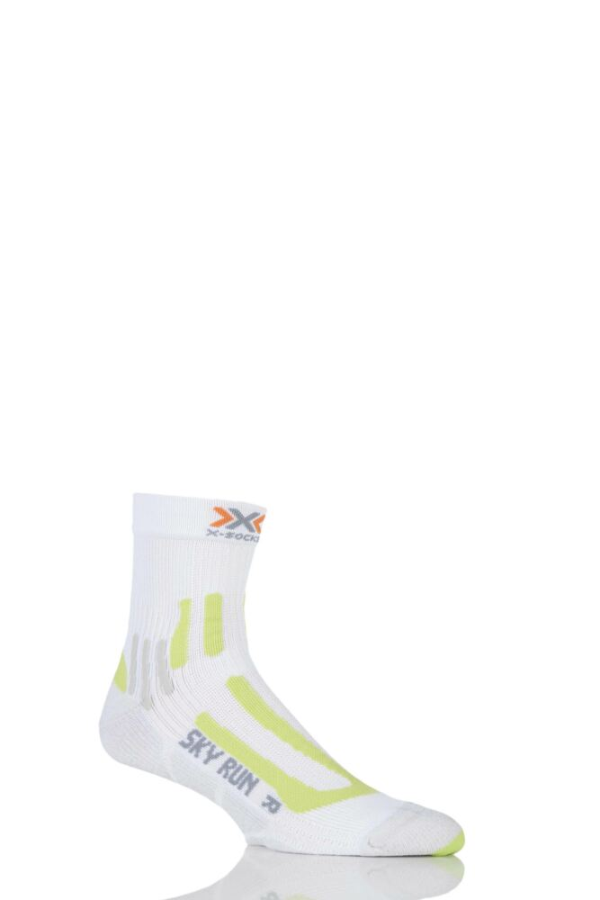 Mens 1 Pair X-Socks Sky Run 2.0 Running Socks