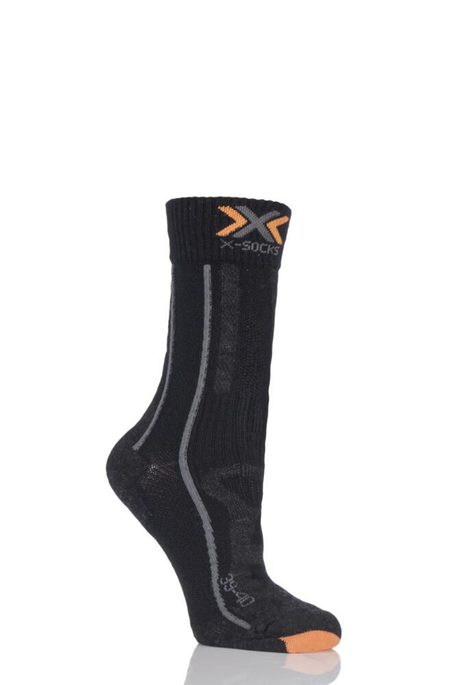 Ladies 1 Pair X-Socks Merino Isolate Trekking Socks