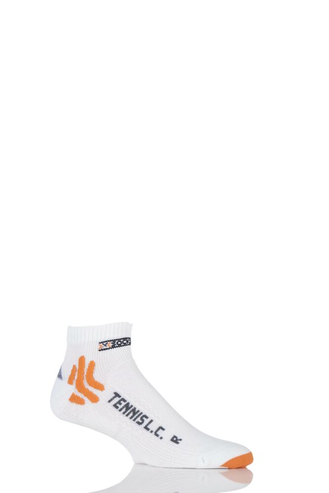 Mens and Ladies X-Socks Low Cut Tennis Socks