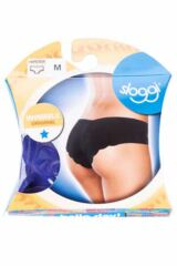 Ladies 1 Pack Sloggi Light Hipster Brief Packaging Image