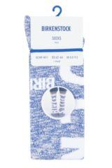 Mens 1 Pair Birkenstock Sub Logo Cotton Socks Packaging Image