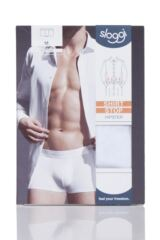 Mens 1 Pair Sloggi Shirt Stop to Keep your Shirt Tucked In Boxer Shorts Packaging Image
