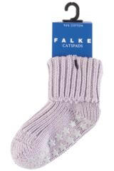 Babies 1 Pair Falke Catspads Slipper Socks Packaging Image