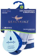 Mens and Ladies 1 Pair Sealskinz New Thin Ankle Length 100% Waterproof Socks Product Shot